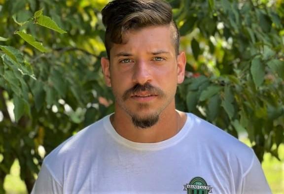 Caio Vinicius Pirana, classe 1999, nuovo portiere brasiliano dell'Abano