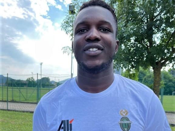 Chukwuebuka Paul Nnodim, classe 1999, nuovo centrocampista dell'Abano